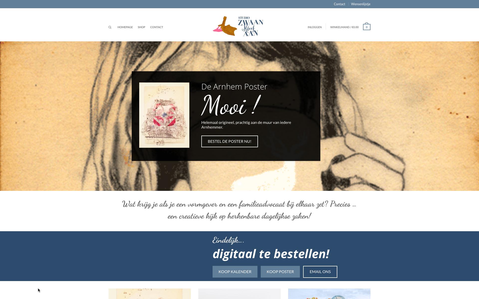 studiozwaankleefaan.nl